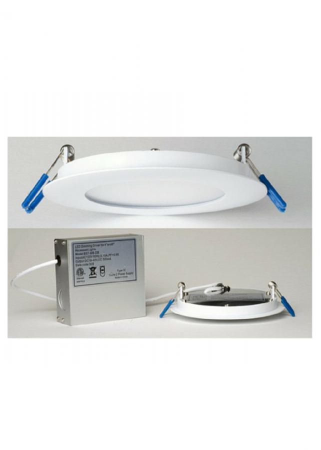Lotus LED – 9W, 4100K Super Thin LED