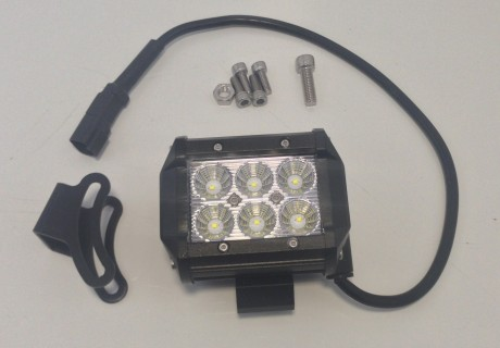 Cree LED - DC Flood Light -- 18W