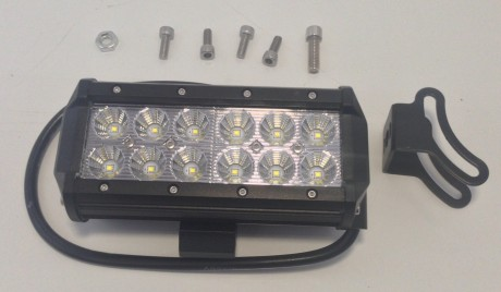 Cree LED - DC Flood Light -- 36W